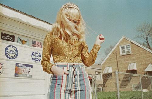 Tavi Gevinson_Petra Collins_Oyster mag_1