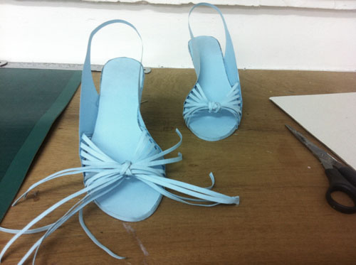 Blue strappy slingbacks_1_Audrey Roger