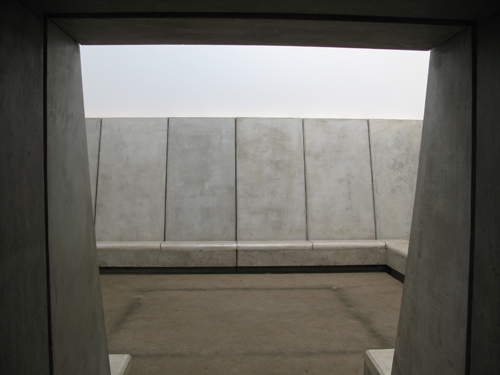 Deer Shelter Skyspace_James Turrell
