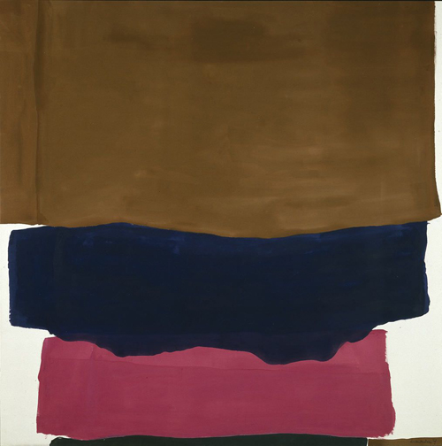 Indian Summer_Helen Frankenthaler
