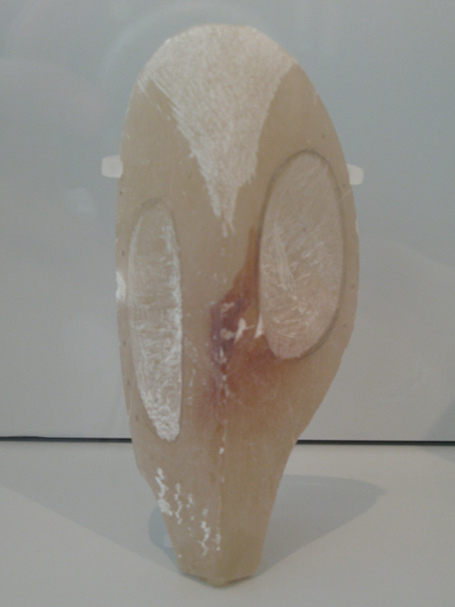 Piece of Alabaster (unfinished)_Barbara Hepworth