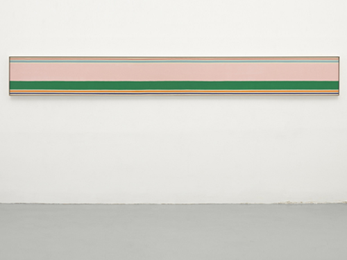 Warm Weekend_Kenneth Noland